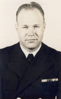 portrait of Lt. Hubert L. Anderson