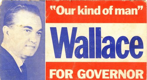 George Wallace: Our Kind of Man (front)