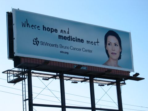 Where hope and medicine meet