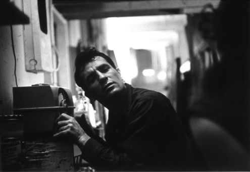 Kerouac, listening...