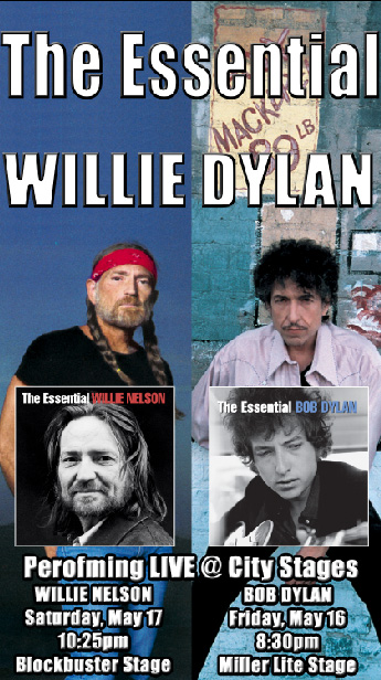 Willie Dylan at City Stages