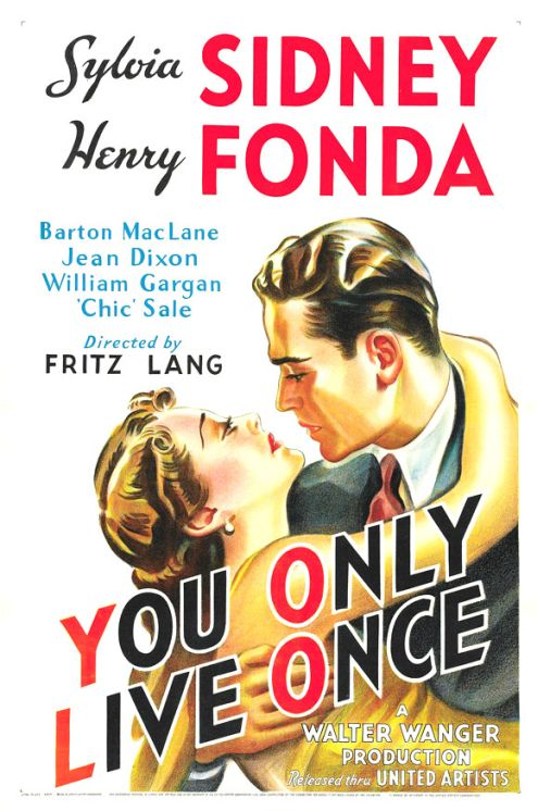 012013 You Only Live Once poster